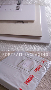 portrait packaging